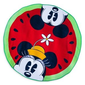 Last Ones** Mickey Mouse Watermelon Towel